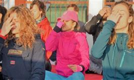 8 Days Female Yin Yoga and Meditation Retreat in Rishikesh, India
