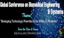 Global Conference on Biomedical Engineering & Systems