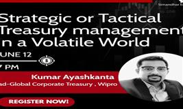 """Strategic or Tactical management in a Volatile World."""