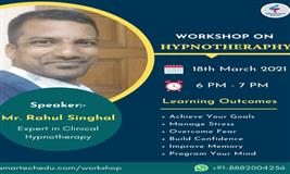 work shop on hypnotherapy