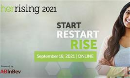 HerRising 2021, the biggest online Career fair & Conference for women professionals