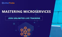 Microservices certification