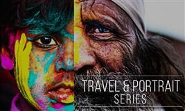 TRAVEL AND PORTRAIT SERIES - SONALI DEVNANI