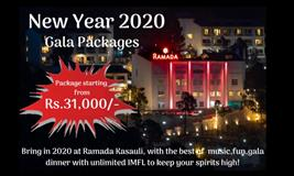 New Year Holiday Packages kasauli