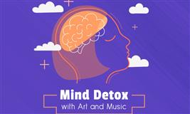 Mind Detox with Art and Music at Dextrus