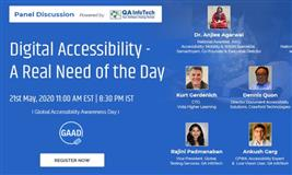 Digital Accessibility-A Real Need of the Day
