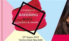 The Ravishing Beauty Conclave Awards 2019 - The Eros Hotel Nehru Place New Delhi