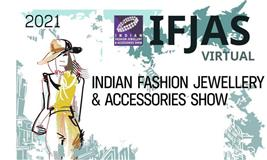 Indian Fashion Jewellery & Accessories Show (IFJAS) -2021