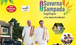 Suvarnabhoomi infra | HMDA approved Open plots