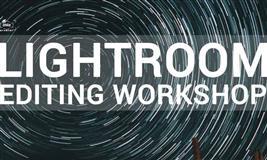 LIGHTROOM EDITING WORKSHOP