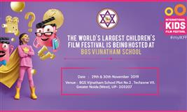 BGS Vijnatham School - International Kids Film Festival