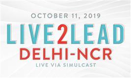 Live2Lead 2019 Delhi-NCR
