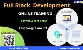 Full Stack Training Online