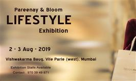 Pareenay & Bloom Lifestyle Exhibition at Mumbai - BookMyStall