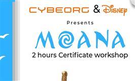 MOANA-Free coding certification workshop