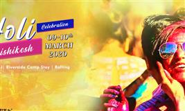 Holi Party & Celebration by Aspen Camp