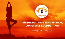 8th International Yoga Festival, Conference and Competition