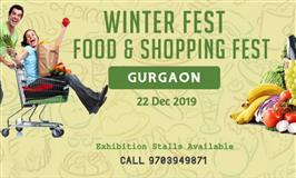 Winter Fest- Food & Shopping Fest at Gurgaon - BookMyStall