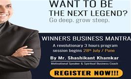Business Workshop in Pune by Shashikant Khamkar