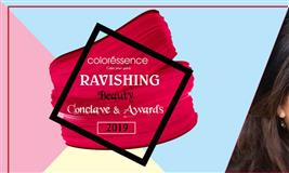 The Ravishing Beauty Conclave Awards 2019 will be held on 10th August 2019 at The Eros Hotel, Delhi.
