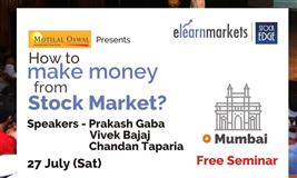"""A FREE Seminar on """"How to Make Money on Stock Market? """""""
