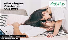 Elite Singles Customer Service Number 1-(888) 536-4219 Helpline Number