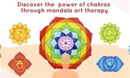 Chakra Mandala with Meditation
