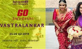 Vastralankar - Go Swadesi at Mumbai - BookmyStall