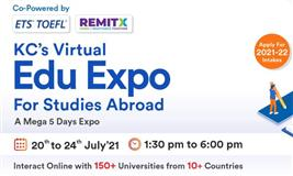 KC's Biggest Virtual Edu Expo for Studies Abroad