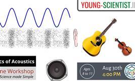 YS Physics of Acoustics, Online Workshop