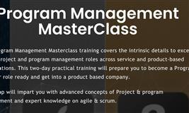 Program Management Masterclass