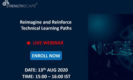 [Webinar] Reimagine and Reinforce Technical Learning Paths