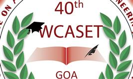 40th World Conference on Applied Science Engineering And Technology (40th - WCASET)