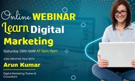 Webinar on Digital Marketing by The IoT Academy