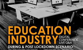Education Industry: During & Post Lock down Scenario