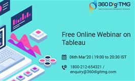 Free online webinar On Tableau