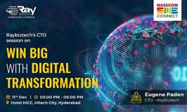 Win Big with Digital Transformation - Raybiztech