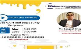 Web VAPT & Bug bounty Online Training