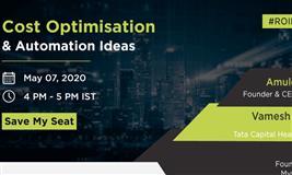 Cost Optimisation & Automation Ideas
