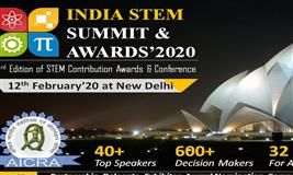 AICRA is inviting all to join India's largest event on STEM Summit & Awards 2020