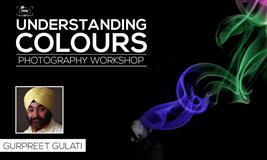 Understanding Colours Photography Workshop