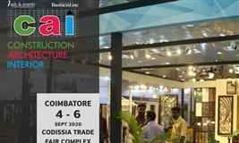 Construction Architecture Interior Expo 2020 – Coimbatore