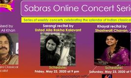 Sabras Online Concert Series