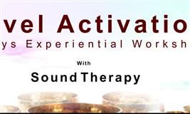 DNS and NAVEL Activation for Prosperity with Sound Waves
