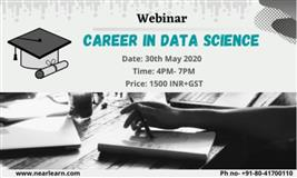 Expert Webinar on Career in Data Science