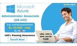 Microsoft Azure Admin Associate Training & Certification by Novelvista
