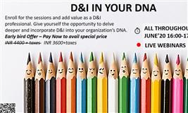 D&I in your DNA