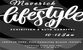 Maverick Lifestyle Exhibition & Auto Carnival at Kolkata - BookMyStall