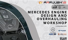 Mercedes Engine Design and Overhauling Workshop