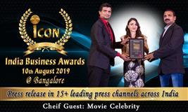 Icon India Business Awards-2019